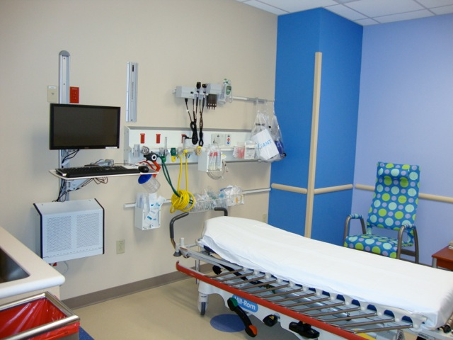 Medical Gas and Electric Headwall Solutions   Nexxspan